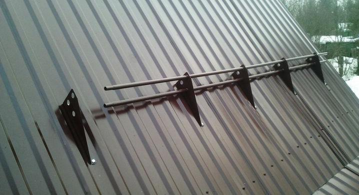 Снегозадержатели для крыш